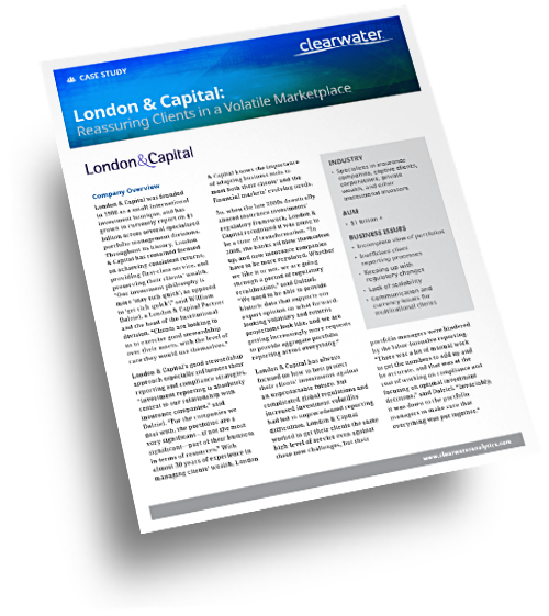 London and Capital Case Study