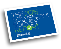 The 2016 Solvency II Survey Report Conducted by Clearwater